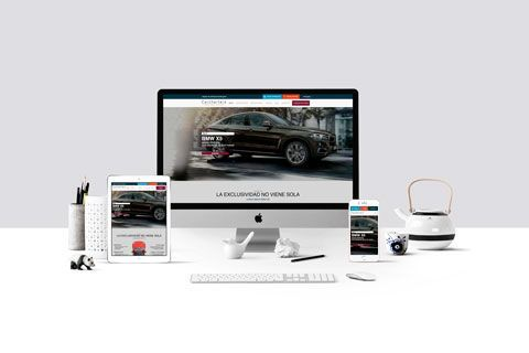 Proyecto web carchaters